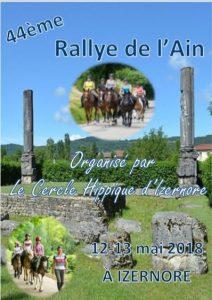 Rallye de l'Ain 2018 – Izernore