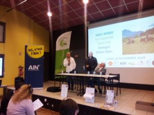 Grand succès pour cette première édition «Table ronde du tourisme équestre et A-RA»