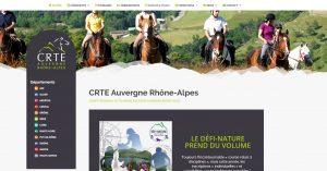 Allez visiter le site du Comité Régional de Tourisme Equestre Auvergne-Rhône-Alpes!