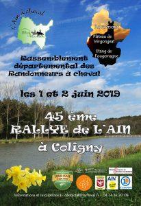 Rallye de l'Ain 2019 – Coligny
