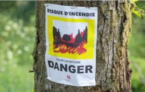 Attention : Accès aux chemins de randonnées interdits dans le Bugey-sud!